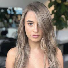 Level 8 Hair Color, Hair Inspo, Hair Inspiration, Rose Pink Hair, Dark Blonde Hair Color, Hair Brained, Good Hair Day, Balayage Hair, New Hair