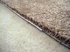 Shannon Makes Stuff: How To Edge A Piece Of Carpet To Make A Rug For carpet remnants