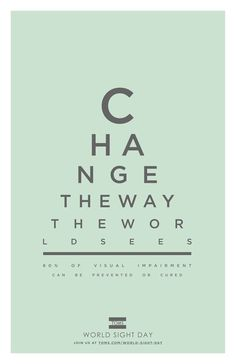 Vision Chart