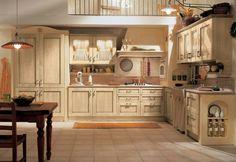 Küche im Landhausstil gestalten - rustikaler Touch zu ...