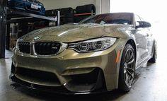 Messing Metallic BMW M3 Individual by EAS – automotive99.com