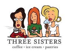 friends.quenalbertini: Three best friends.. three sisters!