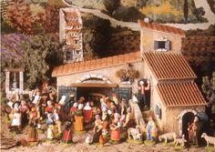 Shop Online at Santons de France USA! Collectible Nativities : Santons de France U.S.A., Marcel Carbonel Santons USA Distributor