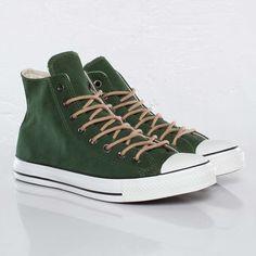 af326b36c973 Converse All Star Suede Hi - 111260 - Sneakersnstuff