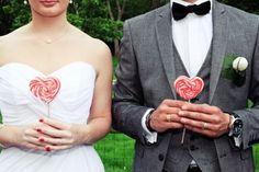 Mariage sur le thème de l'amour
