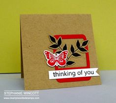 Clearly Besotted Stamps A Little Sentimental | Clearly Besotted Stamps