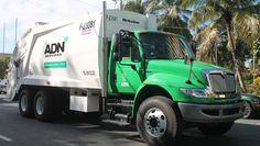 Horarios y rutas de camiones recolectores de basura del DN