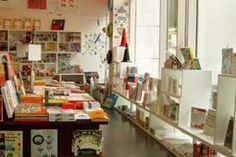 La Central awesome bookstore, cafe, shop, art