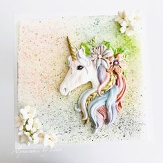 Unicorn themed cake for a birthday. Love the fabulous unicorn mould from Katy Sue Designs Cake Unicorn Themed Cake, Unicorn Party Bags, Unicorn Cakes, Big Cakes, Just Cakes, Craft Stalls, Unicorn Kids, Royal Icing Cookies, Cake Art