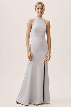 BHLDN Montreal Kleid in Schwarz - Mode femme 39 - Bridesmaids dresses Navy Blue Bridesmaid Dresses, Grey Bridesmaids, Wedding Bridesmaid Dresses, Meghan Markle, Wedding Dresses Montreal, Bridal Party Dresses, Bridal Gowns, Dress Out, Luxury Dress