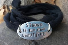 The Motivate Wrap - Strong is the new Beautiful