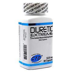 Ctd Sports Diuretic Extreme
