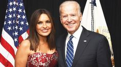 Vice President Joe Biden was honored by Mariska Hargitay's Joyful Heart Foundation on Tuesday, May 10, for his efforts to end domestic violence — details