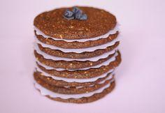 Csokis-zabpelyhes keksz