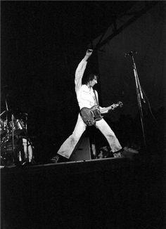 Pete Townshend, Woodstock, NY 1969  © HENRY DILTZ