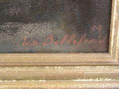 Handtekening edmond bellefroid