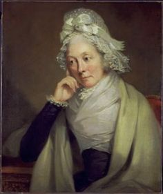 1793 The portrait is of the wife of the scientist, philosopher, and political reformer Dr Joseph Priestley (1733-1804). The artist painted in England from 1787-1796 and was in Birmingham in 1792. The date of the portrait is based on a letter from the artist to the Birmingham industrialist Matthew Boulton (1728-1809) of 27/3/1793.