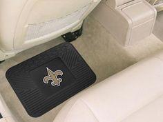 """NFL - New Orleans Saints Utility Mat 14""""x17"""""""