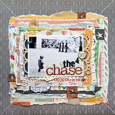 The Chase by Paige Evans