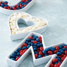 Ceramic Letter Dish - $9