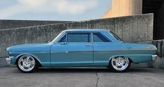 1963 Chevy Nova
