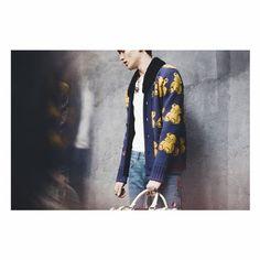 #GerryStyle Saca tu lado tierno con el cardigan Teddy Bear de #Gucci