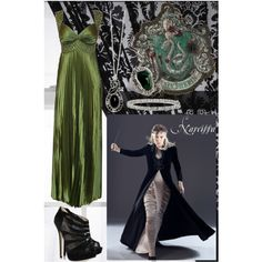 Narcissa., created by sarabi-kenshiu on Polyvore