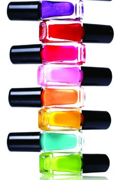How to choose Nail Colour to match your Skin Tone