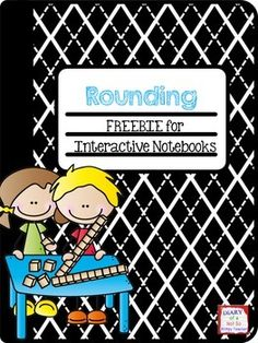 On the 2nd day of Christmas, Not So Wimpy Teacher gave to you...  ...rounding activities for math notebooks!   I have included a couple activities to practice rounding to the nearest 10 and the nearest 100. Each activity includes a color photograph of a completed page in my notebook.