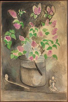 'Lilacs' (1914) by Henri Matisse