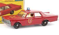 Ford Galaxie Fire Chief número 59c de la serie Regular Wheels