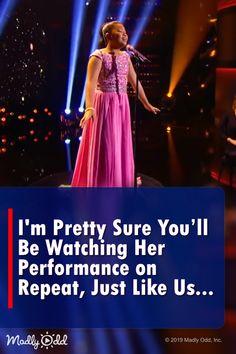 "Voice Kids star Elha Nympha sings Sia's ""Chandelier"" on Little Big Shots Kids Talent, Britain's Got Talent, Talent Show, The Voice Videos, Music Videos, Pop Music, Live Music, Sia Video, Americans Got Talent"