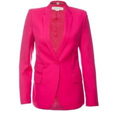 Pre-owned Stella McCartney Blazer ($275) ❤ liked on Polyvore