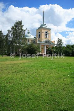Old othodox church of st. Nicholas, Kotka, Finland