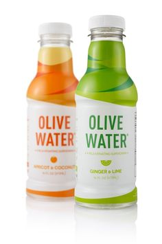 Olive Water on Packaging of the World - Creative Package Design Gallery