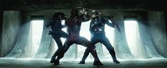 Civil War 2 on 1 fight