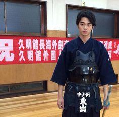 東出昌大 higashide masahiro kendo 剣道