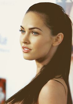 La hermosa, hermosa, hermosa hermosa Megan Fox jajaja