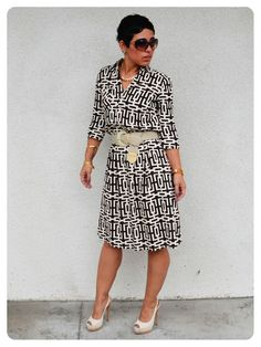 Love style of dress.