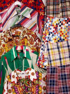 sixties zestiger jaren (60s 60's zestig sixties) fashion mode kleding hippies hippiekleding 38