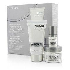 Algenist Night Care The Firming & Lifting Collection: Intensive Mask 80ml/2.7oz + Cream 30ml/1oz + Eye Gel 5ml/0.17oz
