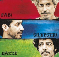 Fabi, Silvestri e Gazzé in concerto all'Arena di Verona