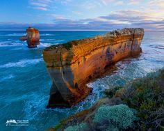 The Razorback, Twelve Apostles, Great Ocean Road, VIC, Australia (1500) - Yegor Korzh :: Travel Photography