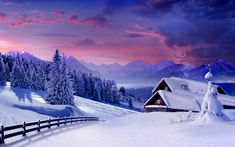 Winter HD Wallpapers - http://wallpaperzoo.com/winter-hd-wallpapers-18507.html  #WinterHD