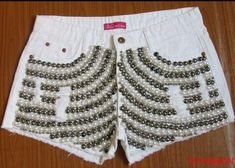 Boho Shorts, Women, Fashion, Moda, Fashion Styles, Fashion Illustrations, Woman