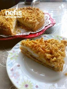 Merengli Elmalı Tart - Nefis Yemek Tarifleri French Toast, Breakfast, Food, Morning Coffee, Essen, Meals, Yemek, Eten