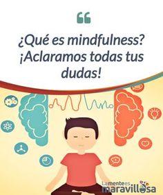 Qu'est-ce que le mindfulness ? Reiki, Zen, Mindfulness Activities, Les Sentiments, Pranayama, Teaching Tips, Social Skills, Improve Yourself, Coaching