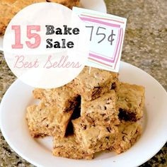 15 Bake Sale Best Sellers | Spoonful
