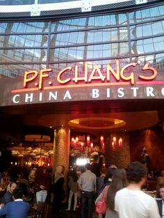 Pf Chang Mall of the Emirates Dubai