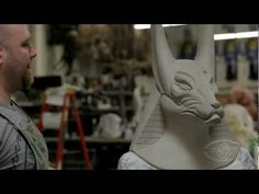 Creature Effects Tutorial - How to Sculpt with WED Clay with Tm Martin